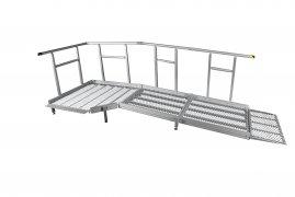 Sistemske in modularne rampe