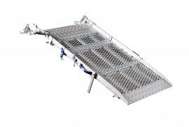 Tridelne rampe BGR 19-3