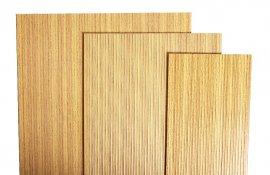 Threshold ramp oak